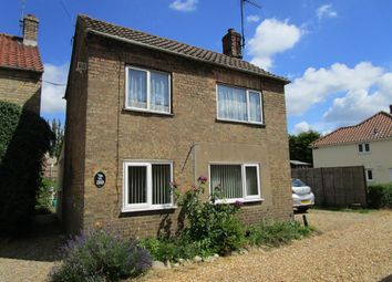 Thumbnail 3 bedroom detached house for sale in Feltwell Road, Southery, Downham Market