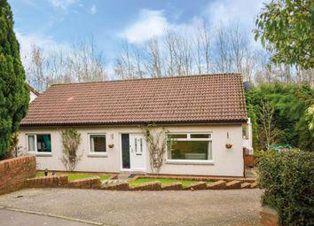 Thumbnail Detached bungalow for sale in Station Road, Bannockburn, Stirling