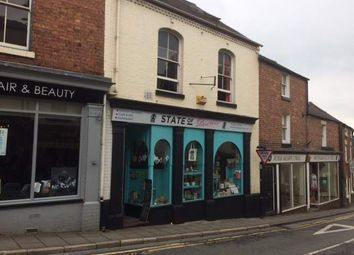 Thumbnail Commercial property for sale in 15/15A Clwyd Street, Ruthin