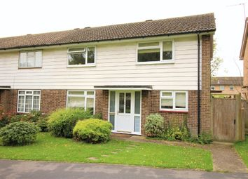 Thumbnail 3 bed semi-detached house for sale in St. Lawrence Close, Bovingdon, Hemel Hempstead
