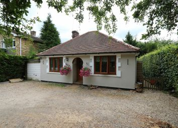 Thumbnail 3 bed detached bungalow for sale in Beamond End, Amersham