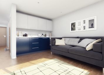 Thumbnail 1 bed flat for sale in 88-92 Chapel Street, Manchester