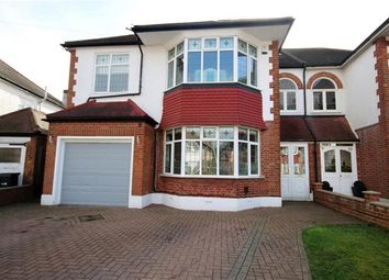 Thumbnail 6 bed semi-detached house for sale in Sussex Way, Cockfosters, Barnet