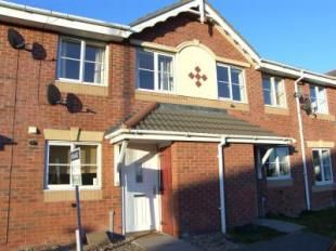 Thumbnail 2 bed town house to rent in Lakin Drive, Thorpe Astley, Leicester