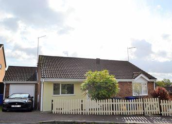 Thumbnail 2 bed detached bungalow for sale in Arrendene Road, Haverhill