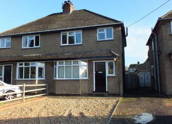 Thumbnail Semi-detached house to rent in Yarnton Road, Kidlington