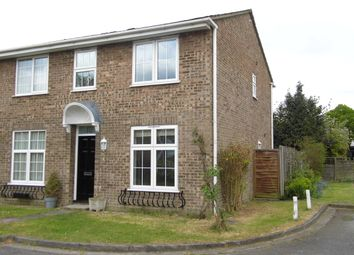Thumbnail 3 bed end terrace house to rent in Aldbury Mews, Winchmore Hill Borders