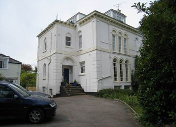 Thumbnail 2 bed flat to rent in Victoria Park Road, St. Leonards, Exeter