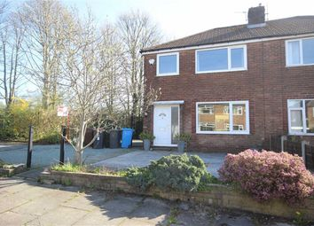 Thumbnail 3 bedroom semi-detached house to rent in Lyndene Avenue, Worsley, Manchester
