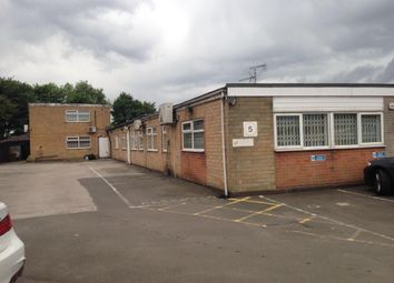 Thumbnail Office for sale in Private Road No.7, Colwick Industrial Estate, Nottingham