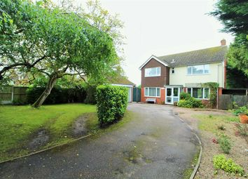 Thumbnail 4 bed detached house for sale in Juniper, Church Road, Thorrington, Colchester