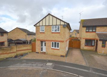 Thumbnail 4 bed detached house for sale in South Copse, East Hunsbury, Northampton