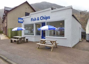 Thumbnail Commercial property for sale in Riverside Road, Kinlochleven