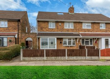 Thumbnail 3 bed semi-detached house to rent in Irvine Road, Bloxwich, Walsall
