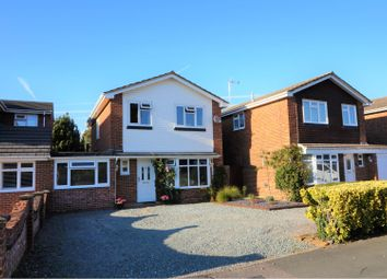 Thumbnail 5 bed link-detached house for sale in Colne Way, Ash