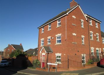 Thumbnail 4 bed semi-detached house for sale in Capercaillie Drive, Cannock