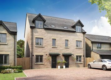 Thumbnail 3 bedroom town house for sale in St Georges Way, Middleton St George, Darlington