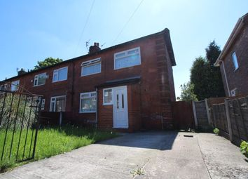 Thumbnail 2 bedroom terraced house for sale in Wordsworth Road, Swinton, Manchester