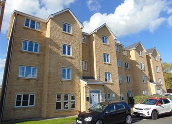 Thumbnail 2 bedroom flat for sale in Straight Mile Court, Burnley, Lancashire