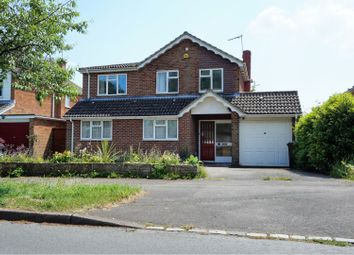 Thumbnail 5 bed detached house for sale in Oaklands Drive, Wokingham