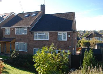 Thumbnail 4 bed semi-detached house for sale in Brookside South, East Barnet