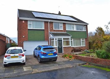 Thumbnail 7 bed detached house for sale in Wenlock Drive, North Shields