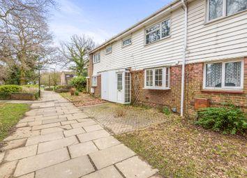 Thumbnail 3 bed terraced house for sale in Berstead Walk, Bewbush, Crawley