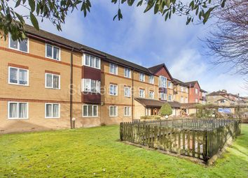 Thumbnail 2 bedroom flat for sale in Pembroke Lodge, Du Cros Drive, Stanmore