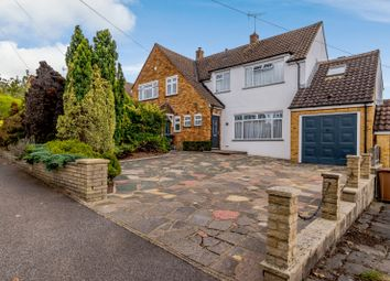 Thumbnail 3 bed semi-detached house for sale in Berry Lane, Mill End, Rickmansworth