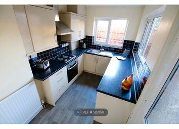 Thumbnail 2 bedroom semi-detached house to rent in Market Street, Rhosllanerchrugog, Wrexham