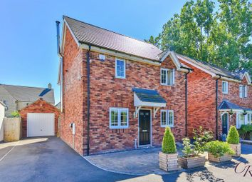 Thumbnail 3 bed detached house for sale in Trumpeter Road, Cheltenham