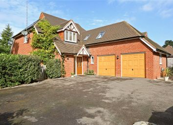 Thumbnail 5 bed detached house for sale in Felix Lane, Headley Down, Hampshire
