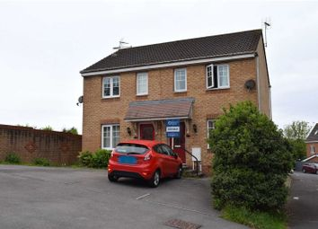 Thumbnail 2 bed semi-detached house for sale in Dol Hir, North Cornelly, Bridgend