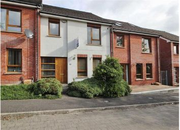 Thumbnail 3 bed town house for sale in Heath Lodge Drive, Belfast