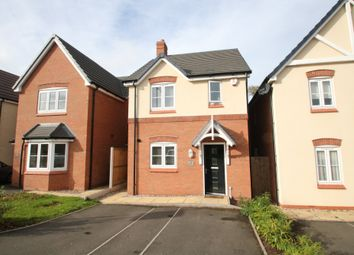 Thumbnail 3 bed detached house for sale in Sheepy Road, Atherstone