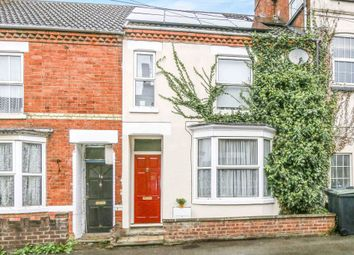 Thumbnail 4 bed terraced house for sale in Crabb Street, Rushden