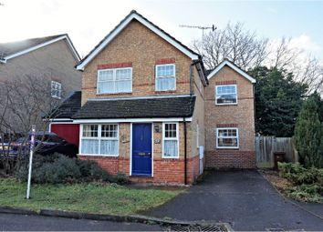 Thumbnail 3 bed detached house for sale in Old School Close, Aldershot