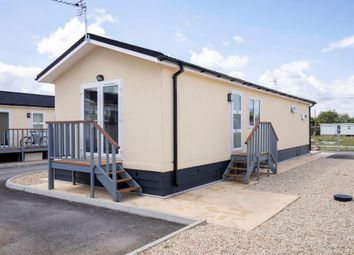 Thumbnail 1 bed detached house to rent in Carterton Mobile Home Park, Carterton, Oxfordshire