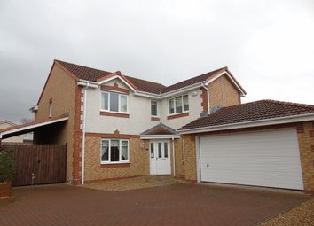 Thumbnail 4 bed detached house for sale in Crofton Wynd, Victoria Gardens, Airdrie