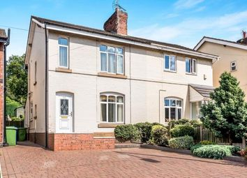 Thumbnail Semi-detached house for sale in Stafford Road, Huntington, Cannock, Staffordshire