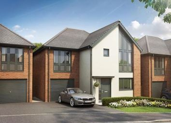 Thumbnail 4 bed detached house for sale in Rowan Drive, Seaton