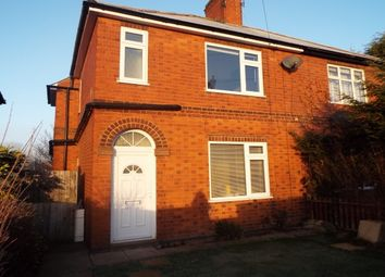 Thumbnail 3 bed property to rent in Station Road, Glenfield, Leicester