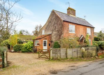Thumbnail 3 bedroom property for sale in Reepham Road, Bawdeswell, Dereham