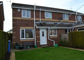 Thumbnail 3 bed semi-detached house for sale in Linton Burn Park, Widdrington, Morpeth