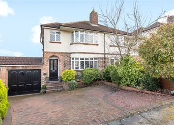 4 bed semi-detached house for sale in Beechcroft Avenue, Croxley Green, Rickmansworth, Hertfordshire WD3