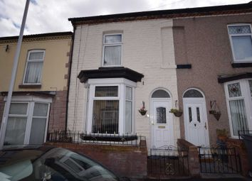 Thumbnail 2 bed semi-detached house to rent in Rodney Street, Tranmere, Birkenhead