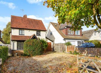 Thumbnail 3 bed detached house for sale in Barkham Road, Wokingham, Berkshire