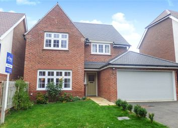 Thumbnail 4 bed detached house for sale in Bryony Road, Hamilton, Leicester