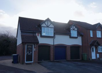Thumbnail 1 bed flat for sale in Glendower Close, Churchdown, Gloucester