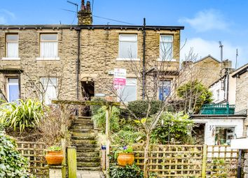 Thumbnail 3 bed semi-detached house for sale in Bankfield Terrace, Armitage Bridge, Huddersfield